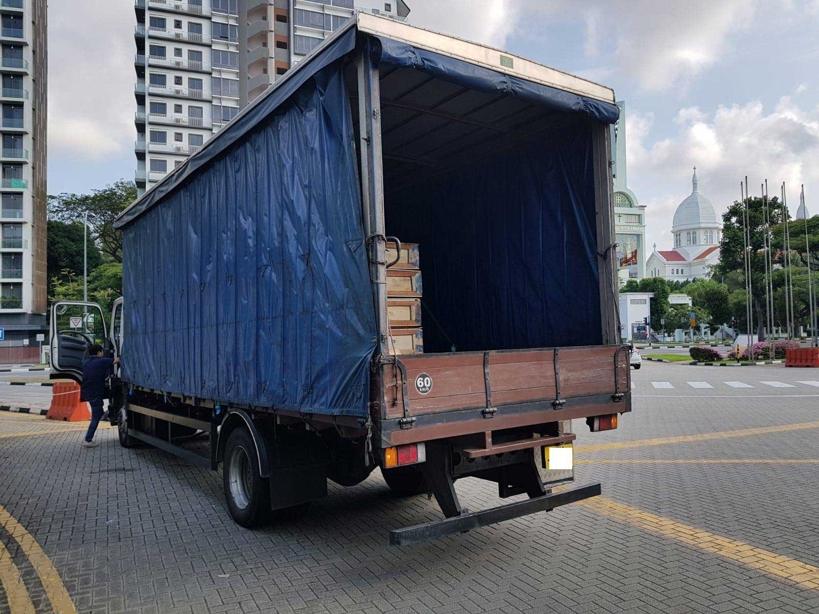 Loose Container Load