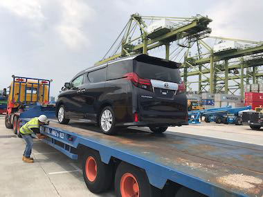 Import Export Car To Overseas - 3B Express Logistics